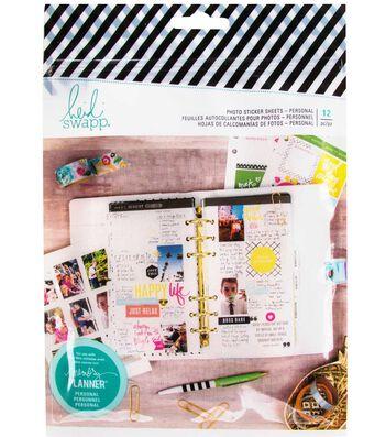 Heidi Swapp® Fresh Start Photo Sticker Sheets-Personal
