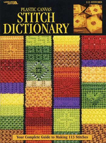 Pc Stitch Dictionary