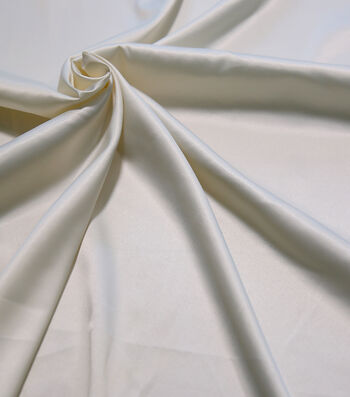 """Simply Silky Solid Stretch Fabric 58""""-Ivory"""