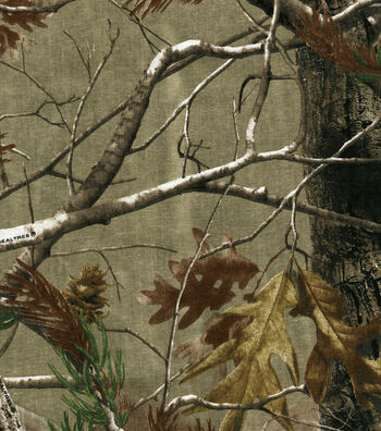 Realtree Shirting Fabric 60''-Camouflage