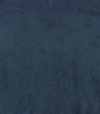 Hudson 43 Upholstery Velvet Fabric-Navy