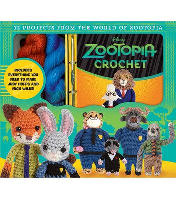 Disney® Zootopia Crochet Kit