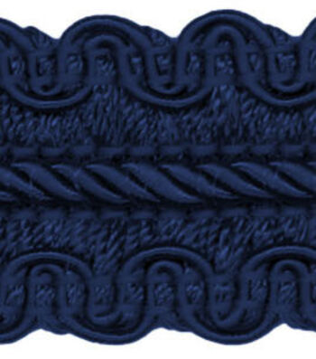 Ss 1 In Navy Braid