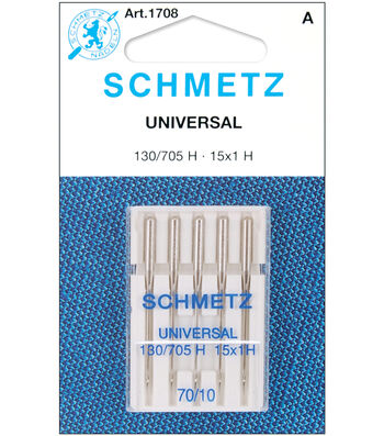 Schmetz Universal Point Machine Needles 5pcs Size 90/14