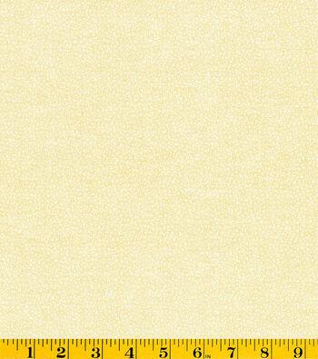 "Keepsake Calico™ Cotton Fabric 45""-Natural"