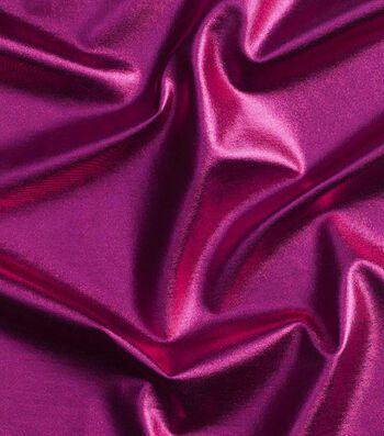 """Cosplay by Yaya Han 4-Way Metallic Fabric 59""""-Metallic Fuchsia"""
