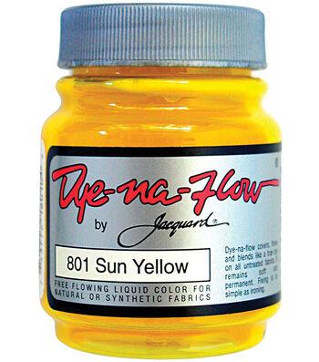 Jacquard Dye-Na-Flow Heat Fix Flowable Paint 2-1/4 Ounces